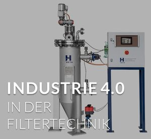 Industrie 4.0 in der Filtertechnik