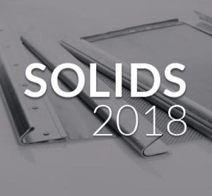 SOLIDS 2018, 07th – 08th November 2018