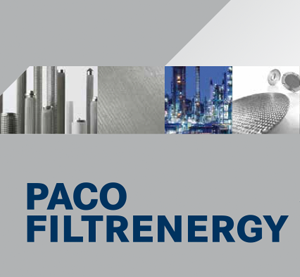 FILTRENERGY - Concentrated Information About the PACO Filter Range!