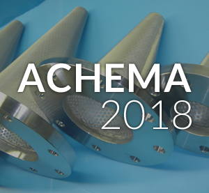 PACO and HETA at the ACHEMA 2018