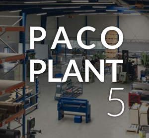 PACO Plant 5 Up and Running: Because Success Needs Space!